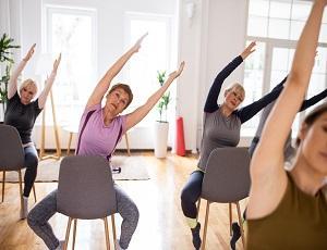 """En ligne atelier ZOOM """"Yoga doux et Respiration"""" avec notre coach YO TIME"""